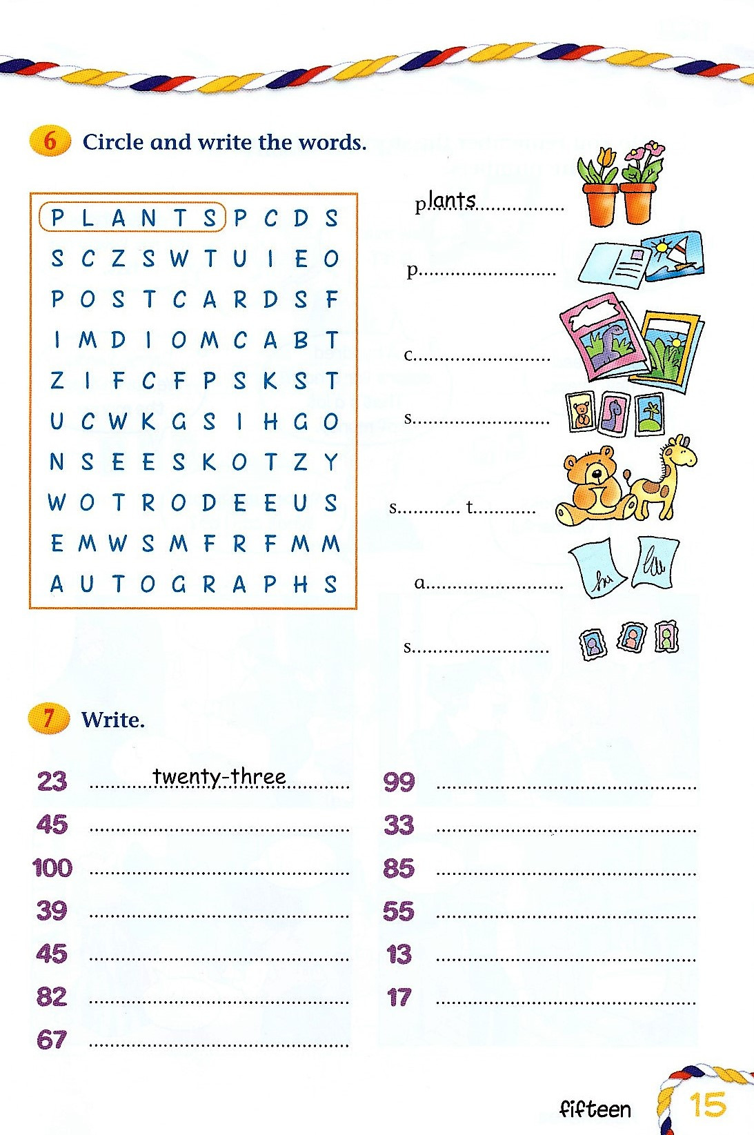 Изображение Join Us for English 4 Activity Book страница 4